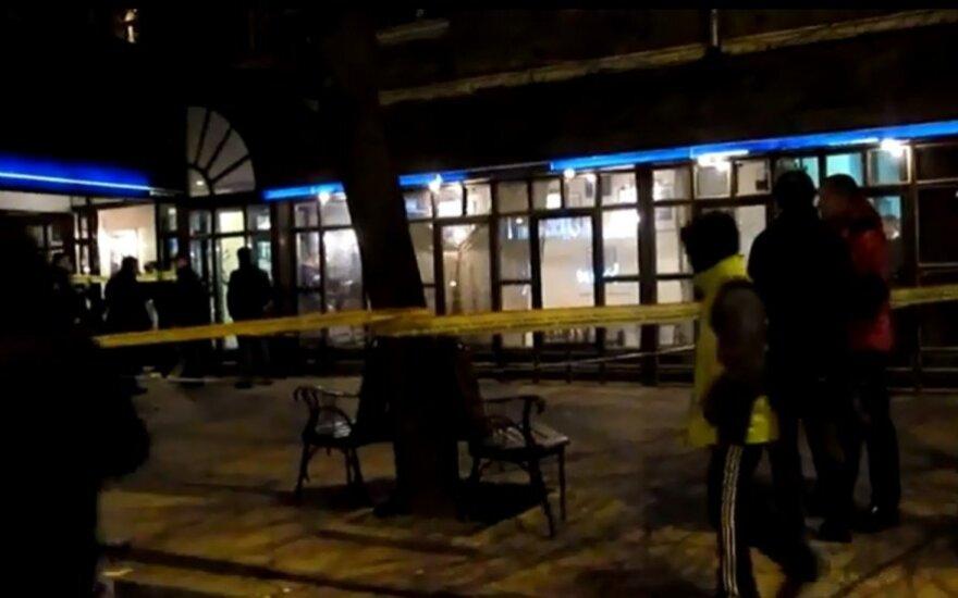 Стрельба в центре Харькова: двое убитых, ранен официант