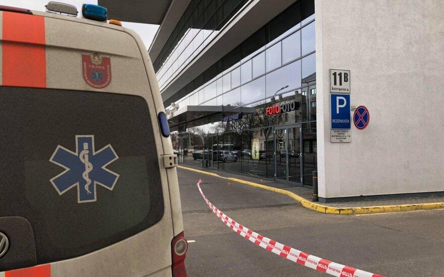 Сообщение об угрозе взрыва в Вильнюсе не подтвердилось