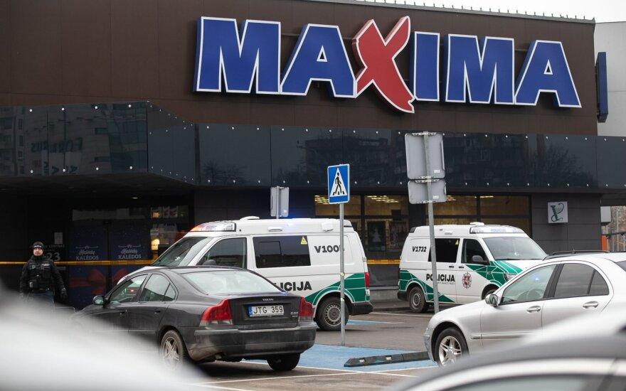 За оказание сопротивления охраннику Maxima ранее судимый мужчина получил реальный срок заключения