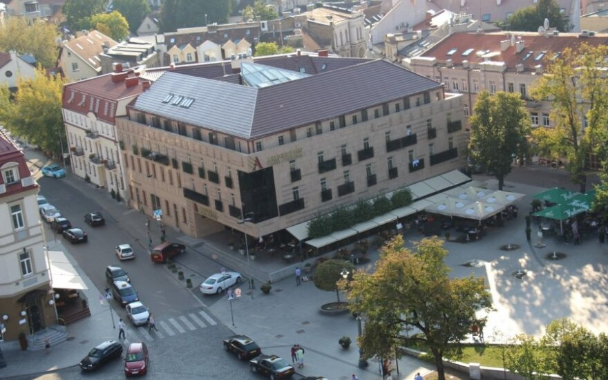 Доходы литовских гостиниц могут вырасти