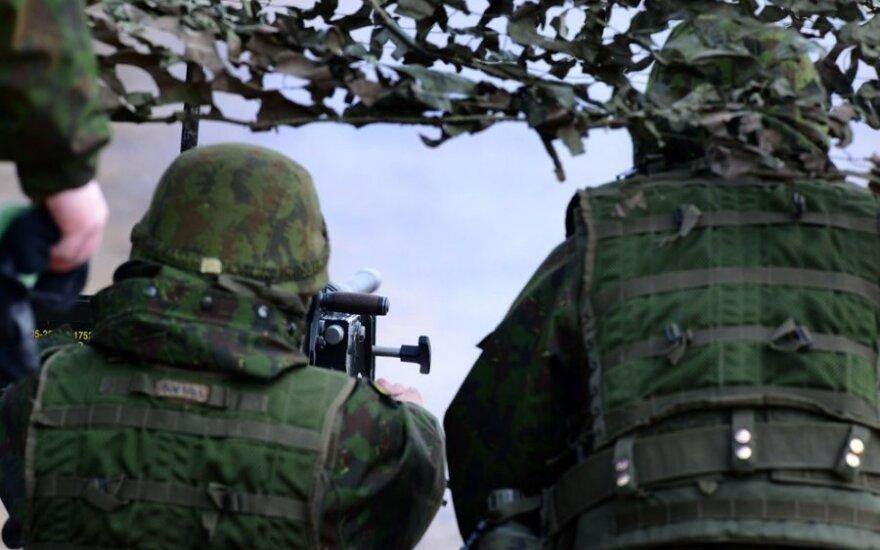 Сквeрнялис: в Литве готовы защищать страну в неконвенционной войне