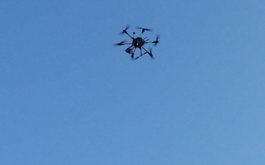 Литовским военным разрешили сбивать дроны