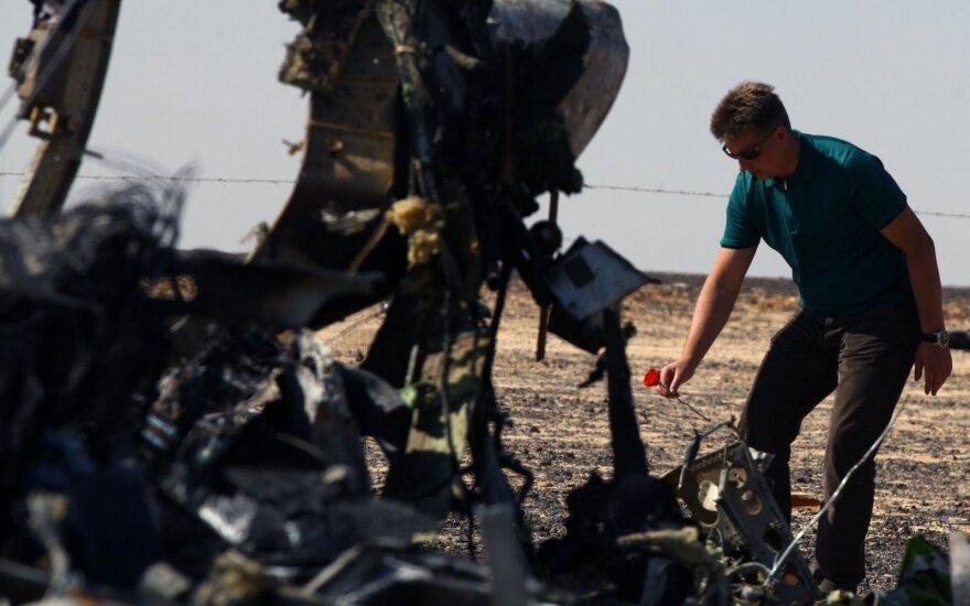 """Самописцы зафиксировали """"нехарактерный звук"""" в момент исчезновения A321"""