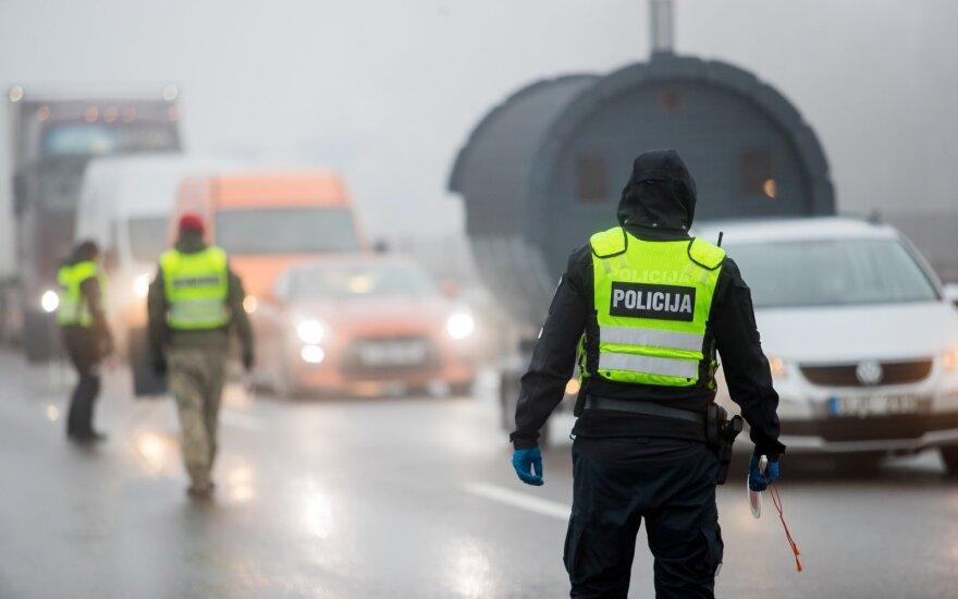 Если карантин в Литве не подействует, ждет комендантский час
