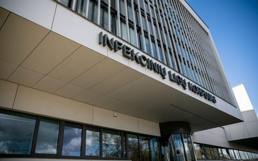 Коронавирус выявлен в 56-ти лечебных учреждениях Литвы