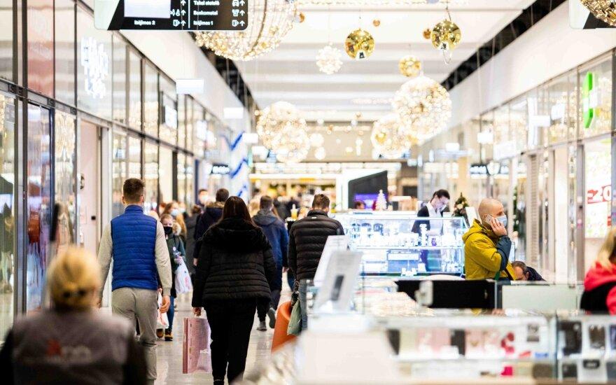 Потребительские цены в странах Балтии за прошлый год повысились только в Литве