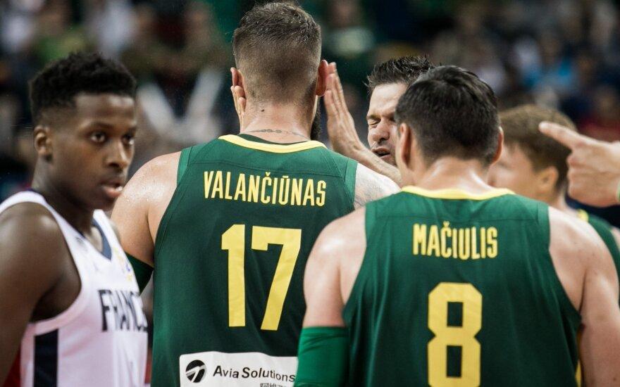 FIBA признала ошибку и отстранила судей, но Литва покидает ЧМ по баскетболу
