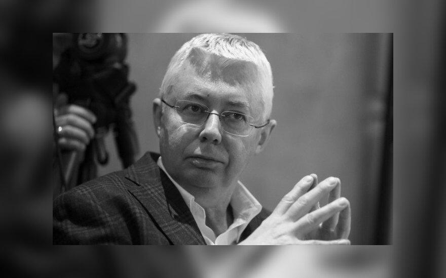 Умер политтехнолог и сооснователь телеканала НТВ Игорь Малашенко