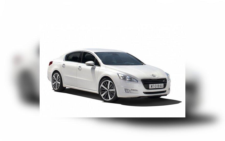 Peugeot раскрыли секреты нового флагмана 508