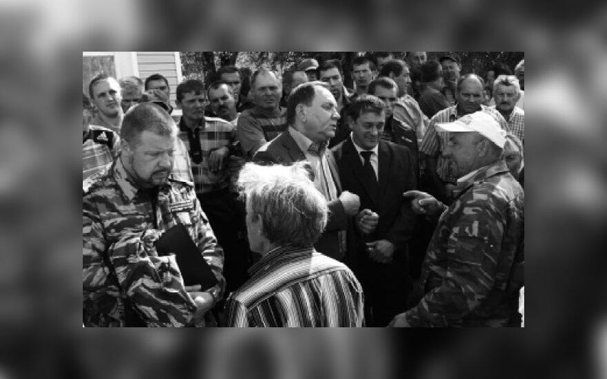 Село Ремонтное: казаки наведут порядок и выгонят приезжих