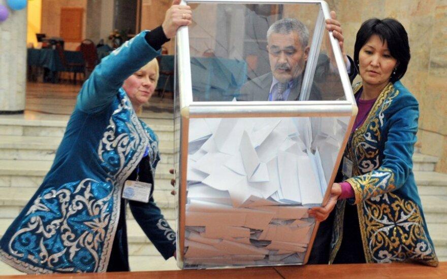 Kazachstano prezidento rinkimai