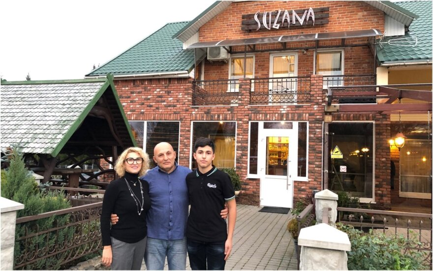 Armėnai Lietuvoje atidarė restoraną