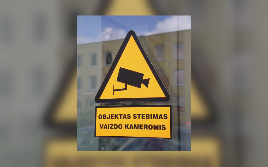 Stebėjimas vaizdo kamera, vagystės, saugumas