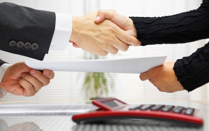 Хойер убедит литовский бизнес участвовать в грандиозных задумках