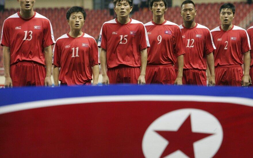 Северная Корея отправит на Олимпиаду в Пхенчхане 22 спортсмена