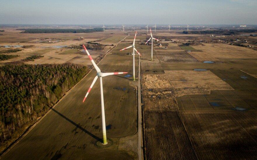 Ruszyły prace nad gigantyczną elektrownią wiatrową wielkości wieżowca