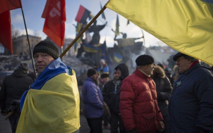 Protestai Ukrainoje, gruodžio 14 d.