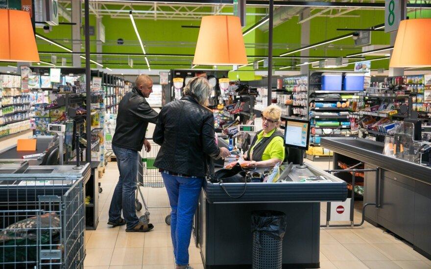 Агентство сравнило цены в магазинах Литвы