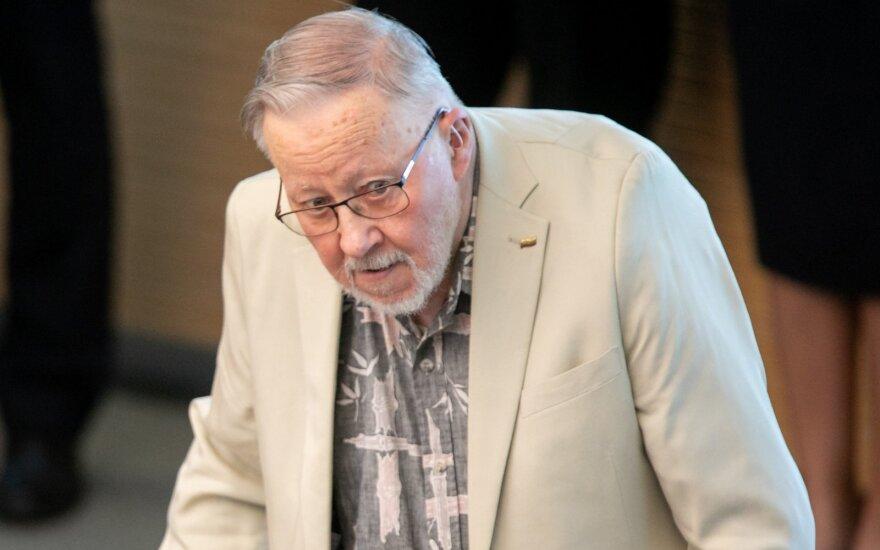 Ландсбергис: в докладе президента – слишком мало внимания угрозе БелАЭС