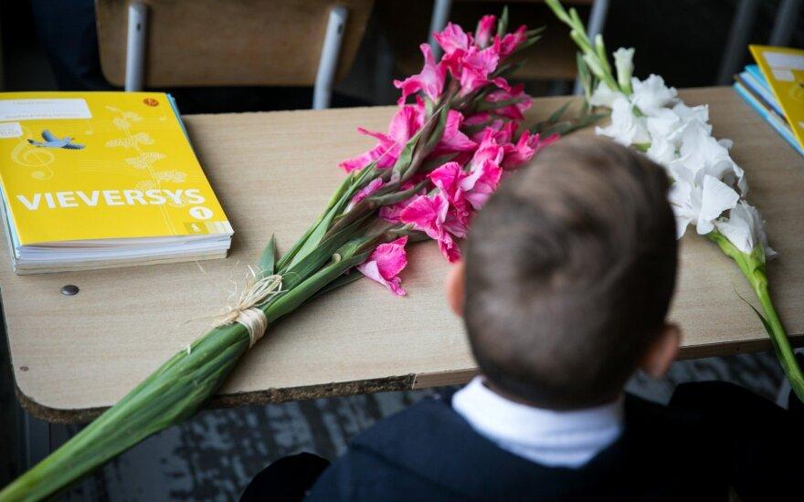 Большинство школ Литвы начинают процесс обучения