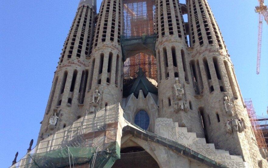 Sagrada Familia. Foto: Aliona Korotkowa
