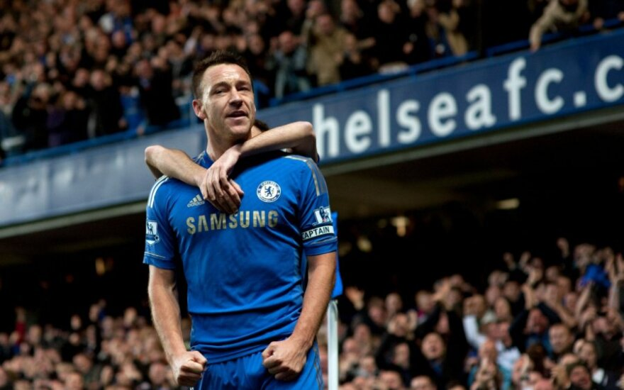 "Johnas Terry (""Chelsea"")"