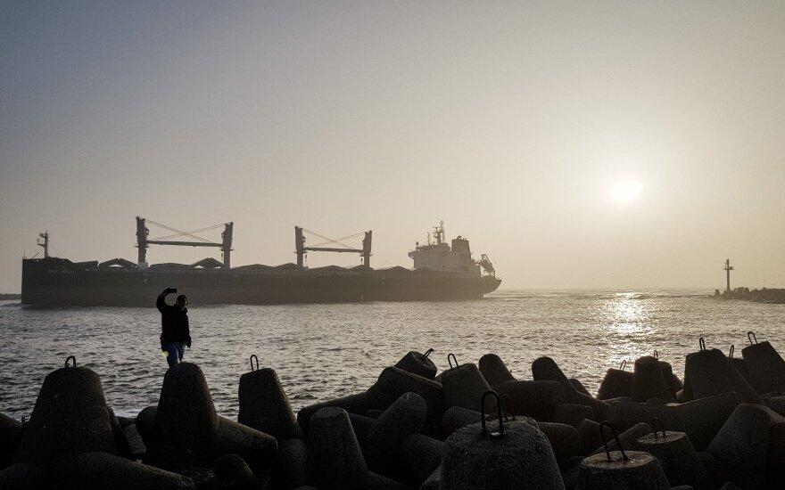 Глава Клайпедского порта: быстро перенаправить грузы в другие порты невозможно
