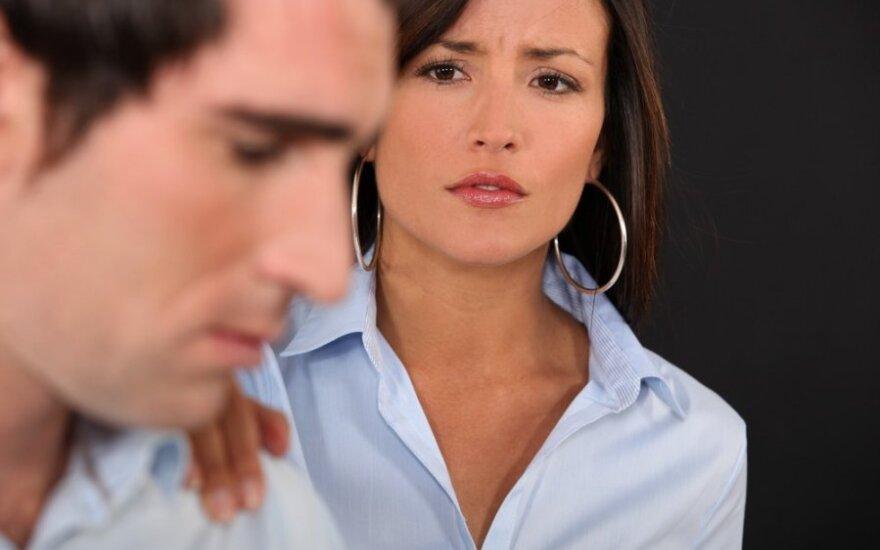 Влияние стресса на половую жизнь
