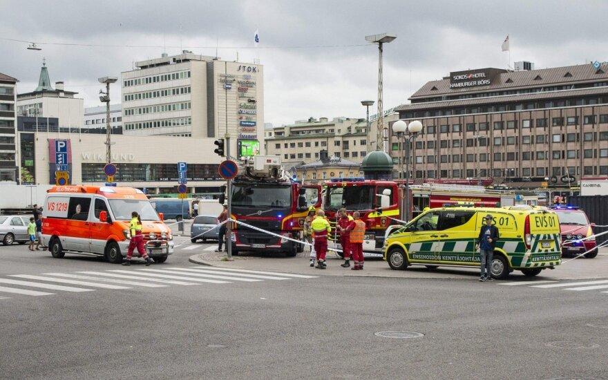 Полиция Финляндии провела обыски по делу о теракте в Турку