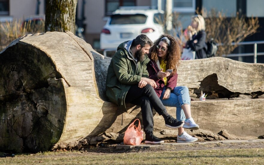 В Литве установится очень теплая погода: воздух прогреется до 24 градусов