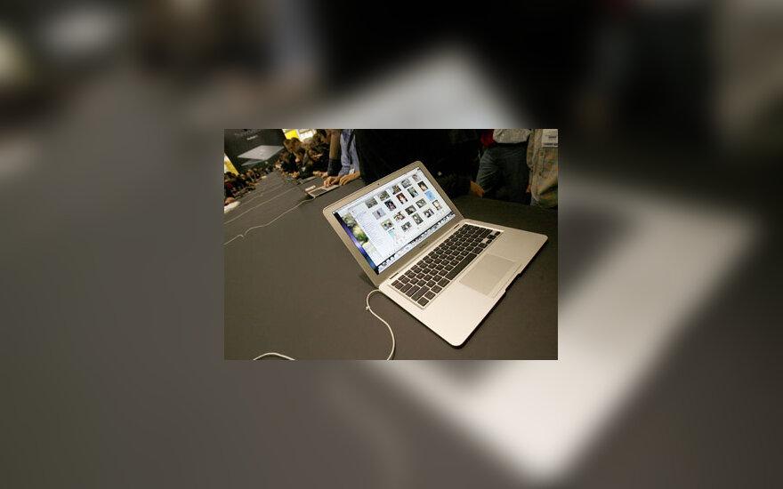 """Nešiojamasis kompiuteris """"MacBook Air"""""""