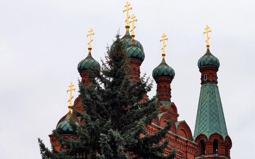 СМИ: Восточная Европа - гламурные православные