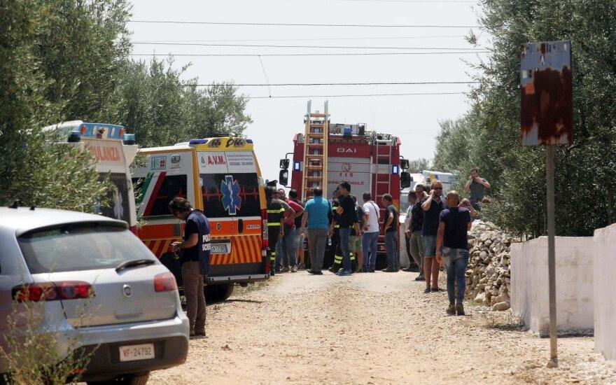 В Италии автомобиль въехал в группу туристов: шесть погибших