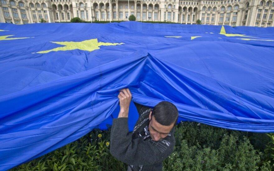 Минфин: Литва слишком медленно осваивает средства помощи ЕС