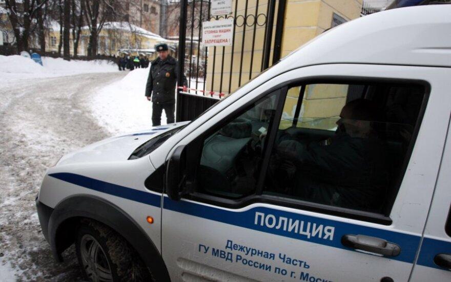 Главный враг вора в законе Деда Хасана задержан в Подмосковье