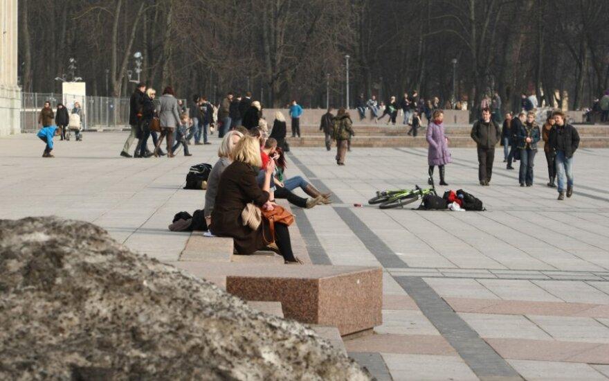 Pavasaris Vilniuje 2012-03-17