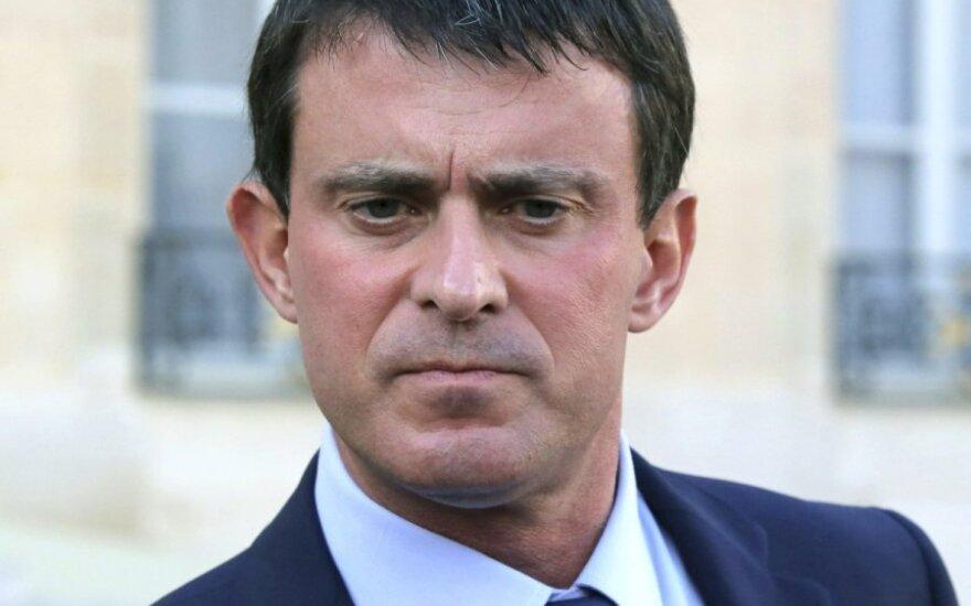 Новым премьером Франции стал Мануэль Валльс