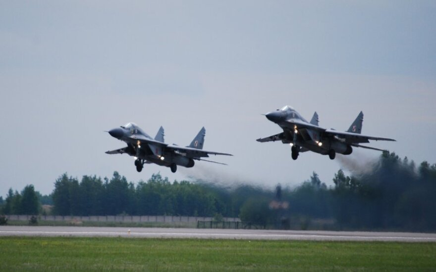 NATO chce dialogu z Rosją