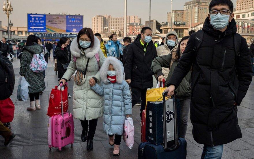 Virusas Kinijoje