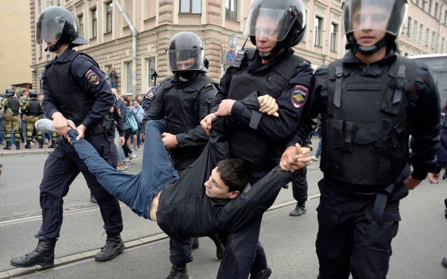 """""""Левада-Центр"""": три четверти россиян не поддержат массовые политические протесты"""