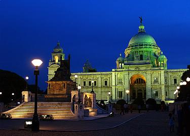 Kalkuta, Viktorios memorialas