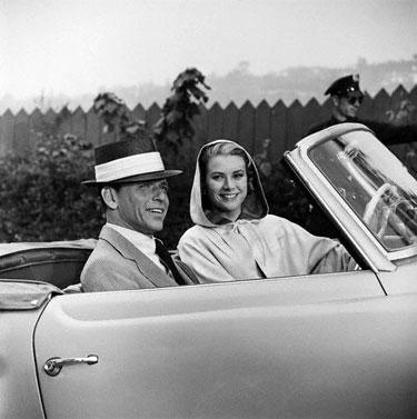 Grace Kelly su Franku Sinatra