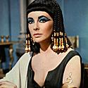 "Elizabeth Taylor filme ""Kleopatra"" - 1963"