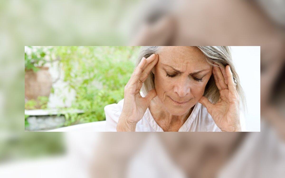 hipertenzija galvoje