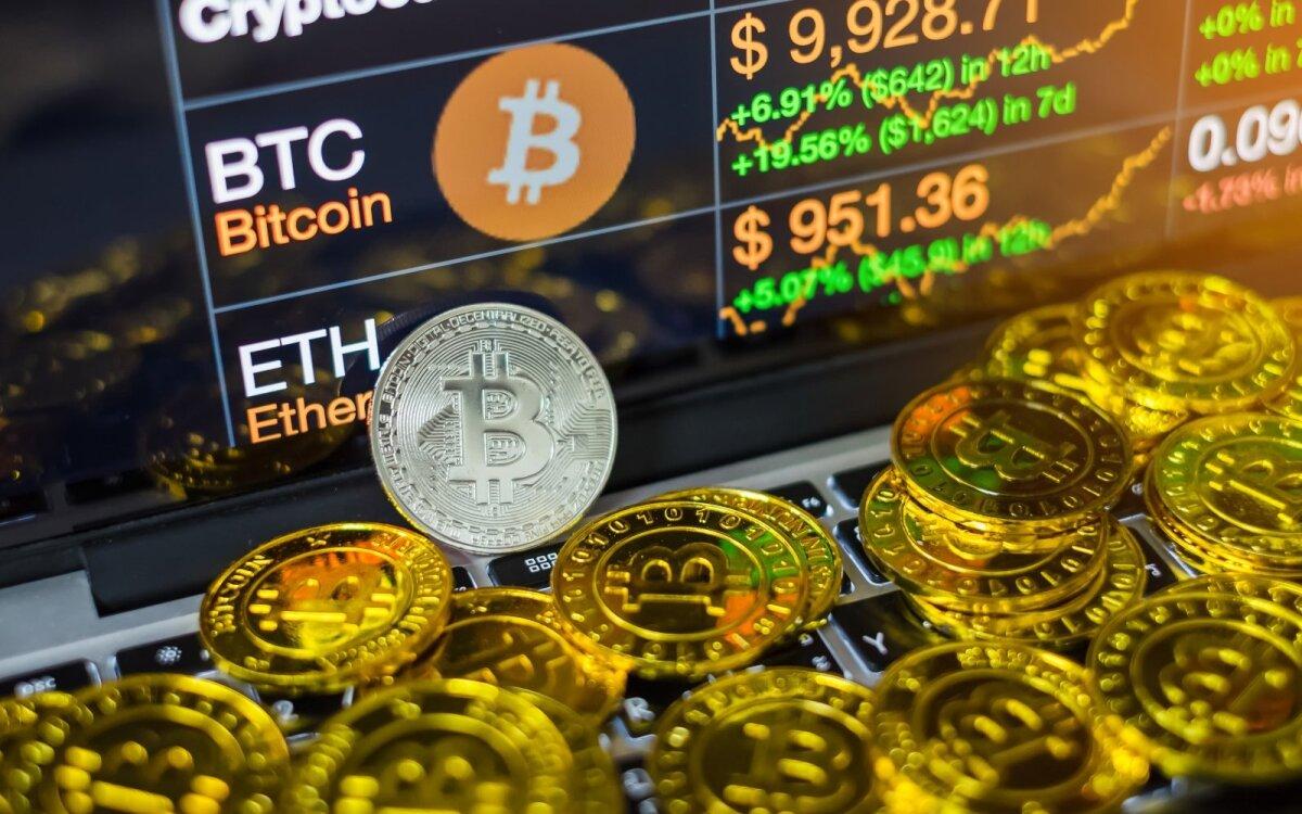 prekyba kriptovaliuta yra įsiurbta