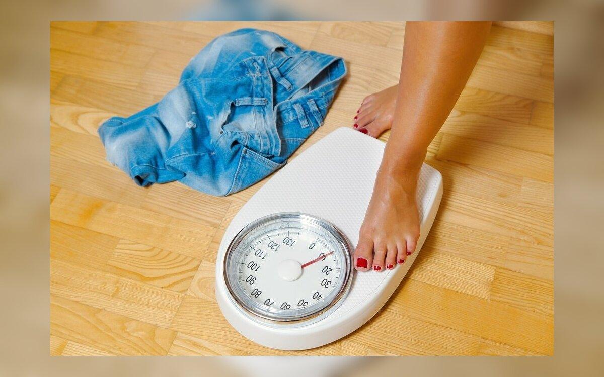 darant svorius gera svorio)