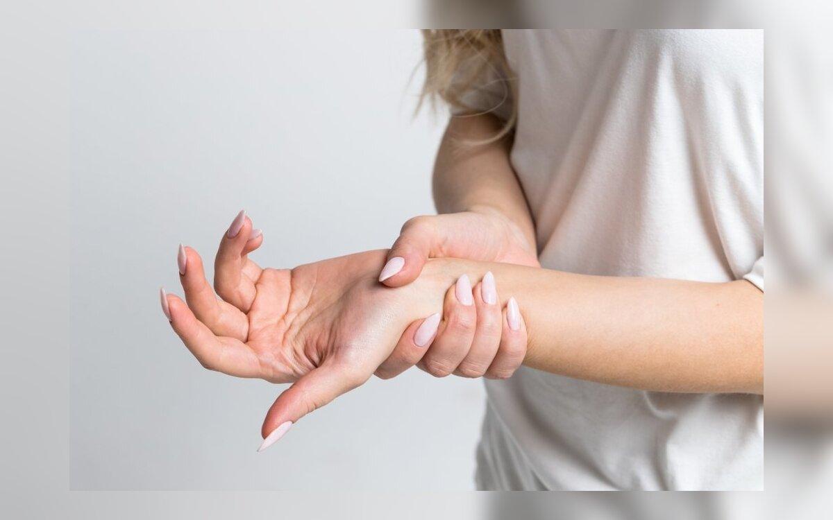 Kodėl tirpsta rankų pirštai? | saugera.lt