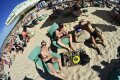 Drones to take unruly holidaymakers to task on Lithuania's beaches