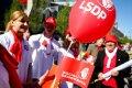"""""""Valstiečių"""" šešėlyje atsidūrę socialdemokratai rizikuoja prarasti veidą"""