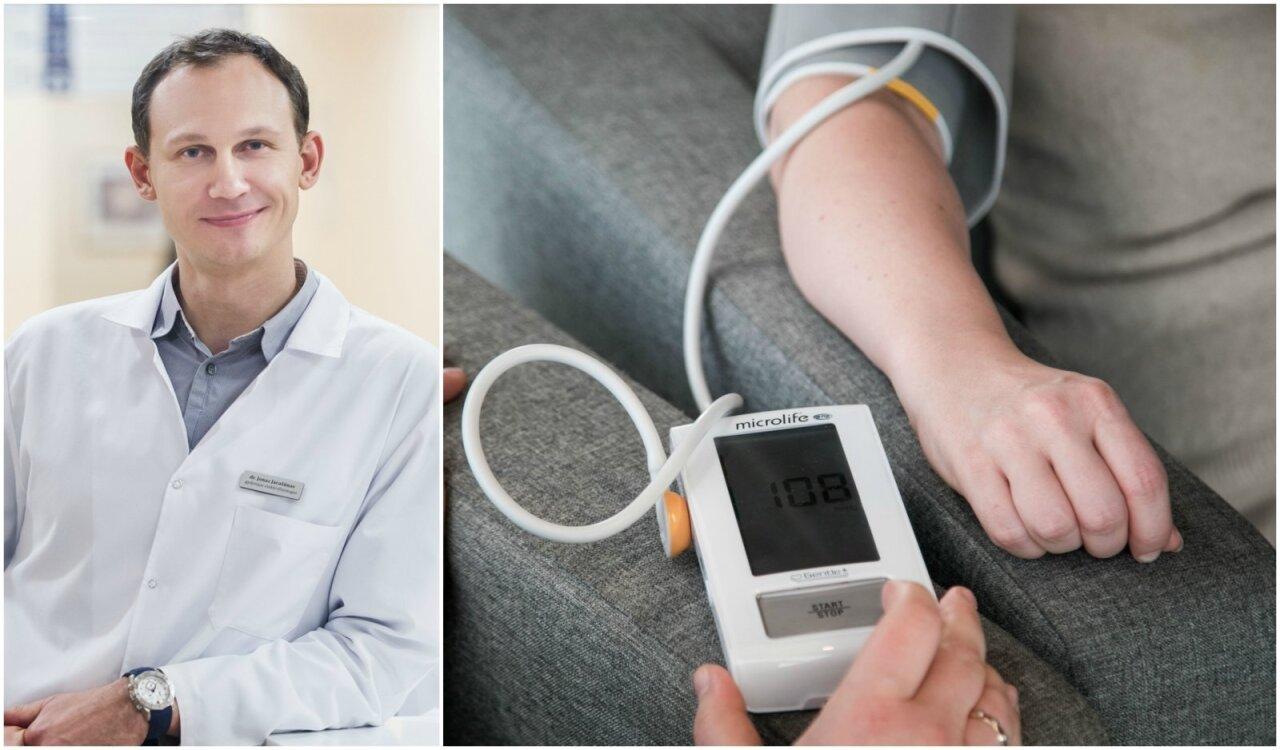 vaistas hipertenzija spaudimas